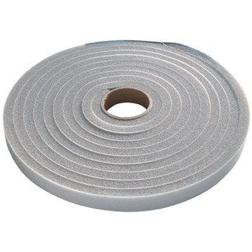 Rouleau bande résiliente, 5 x 0.02 m, Ep.10 mm, R=7, ISOVER