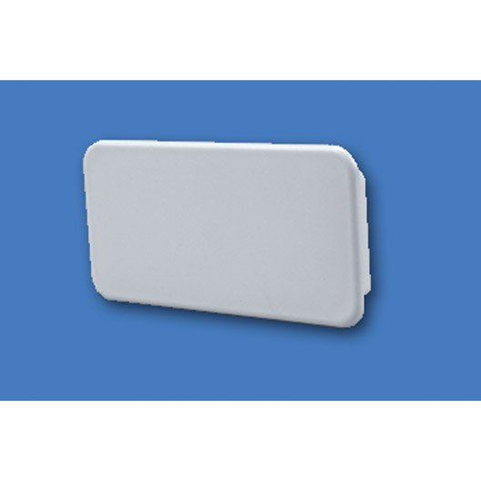 Bouchon rectangulaire pvc s p mm bfr 200 - Bouchon pvc 100 ...