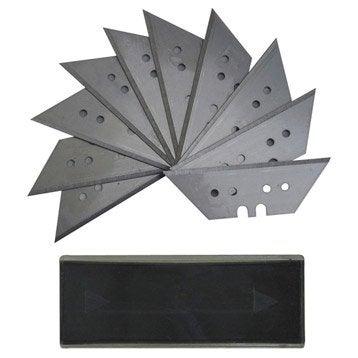 Lot de 10 lames de couteau trapèze DEXTER