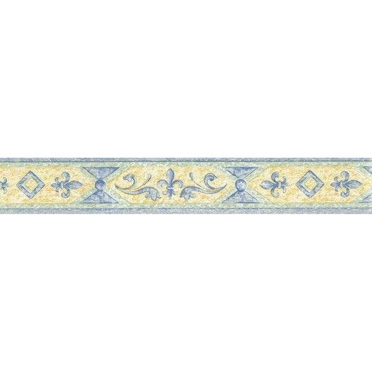 Frise Vinyle Adh Sive Lily Longueur 10 M Leroy Merlin