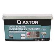 Joint poudre plaquette de parement AXTON, blanc, 5 kg
