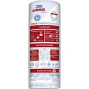 Rouleau laine de verre, Thermocoustic kraft URSA 3.25x1.2m, Ep.240mm