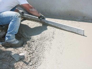Cr er une terrasse leroy merlin for Couler une dalle beton