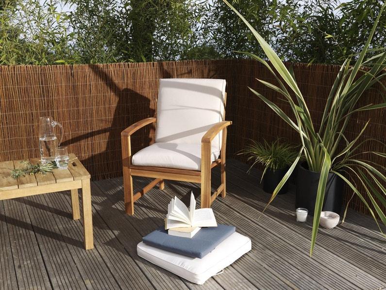 un brise vue pour un coin de bien tre leroy merlin. Black Bedroom Furniture Sets. Home Design Ideas