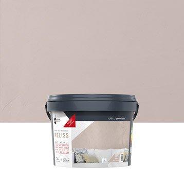 Peinture à effet, Reliss 2 en 1 MAISON DECO, bois de rose, 15 kg