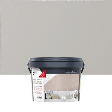 Enduit décoratif, Reliss 2 en 1 MAISON DECO, galet, 15 kg
