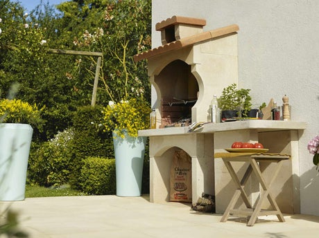 Installer un barbecue leroy merlin - Pare feu leroy merlin ...