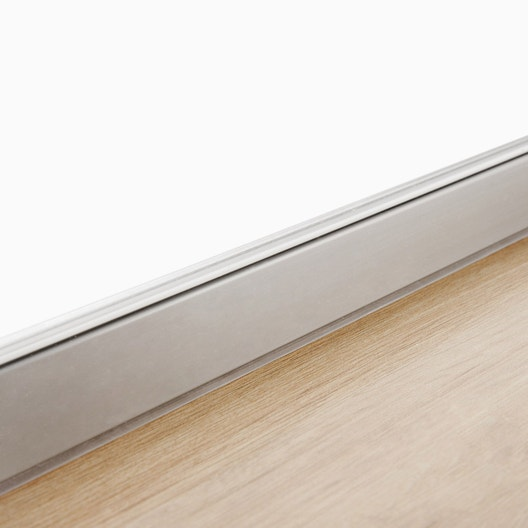 profil d 39 tanch it carr gris x l 7 cm leroy merlin. Black Bedroom Furniture Sets. Home Design Ideas