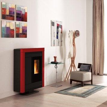 po le granul s po le pellets leroy merlin. Black Bedroom Furniture Sets. Home Design Ideas