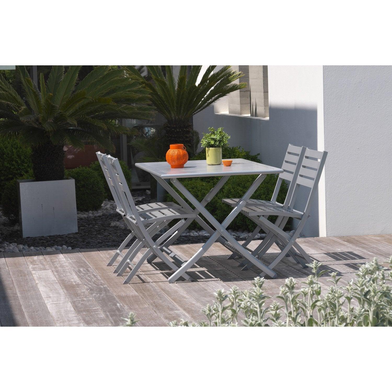 table de jardin qui se replie meilleures id es pour la conception et l 39 ameublement du jardin. Black Bedroom Furniture Sets. Home Design Ideas