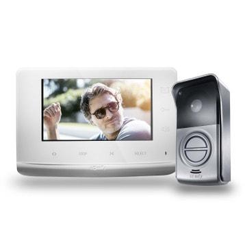 interphone et visiophone sonnette sans fil au meilleur. Black Bedroom Furniture Sets. Home Design Ideas