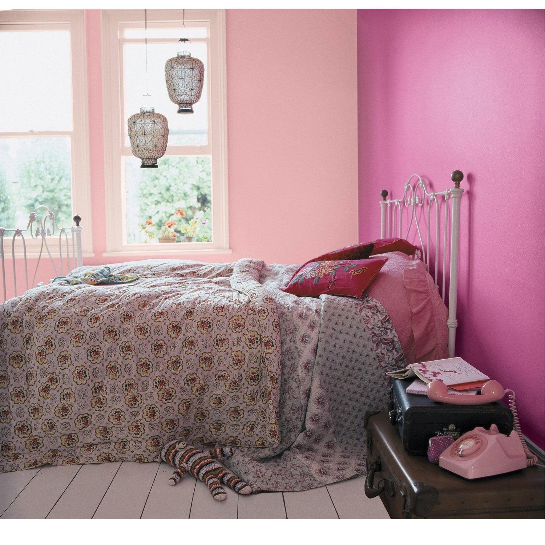Model Chambre De Fille des idées de couleurs dans la chambre | leroy merlin