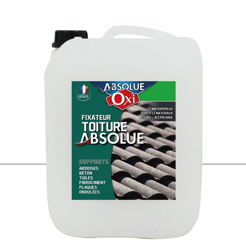 Fixateur De Peinture Toiture Extérieur Targol Oxytol Incolore 10 L