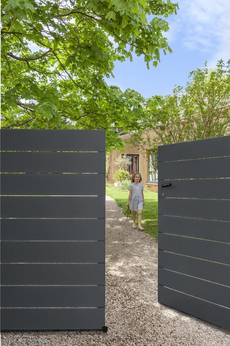 Crepi Exterieur Gris Anthracite peinture fer extérieur couleurs d'ici® v33 gris anthracite velours 0.125 l