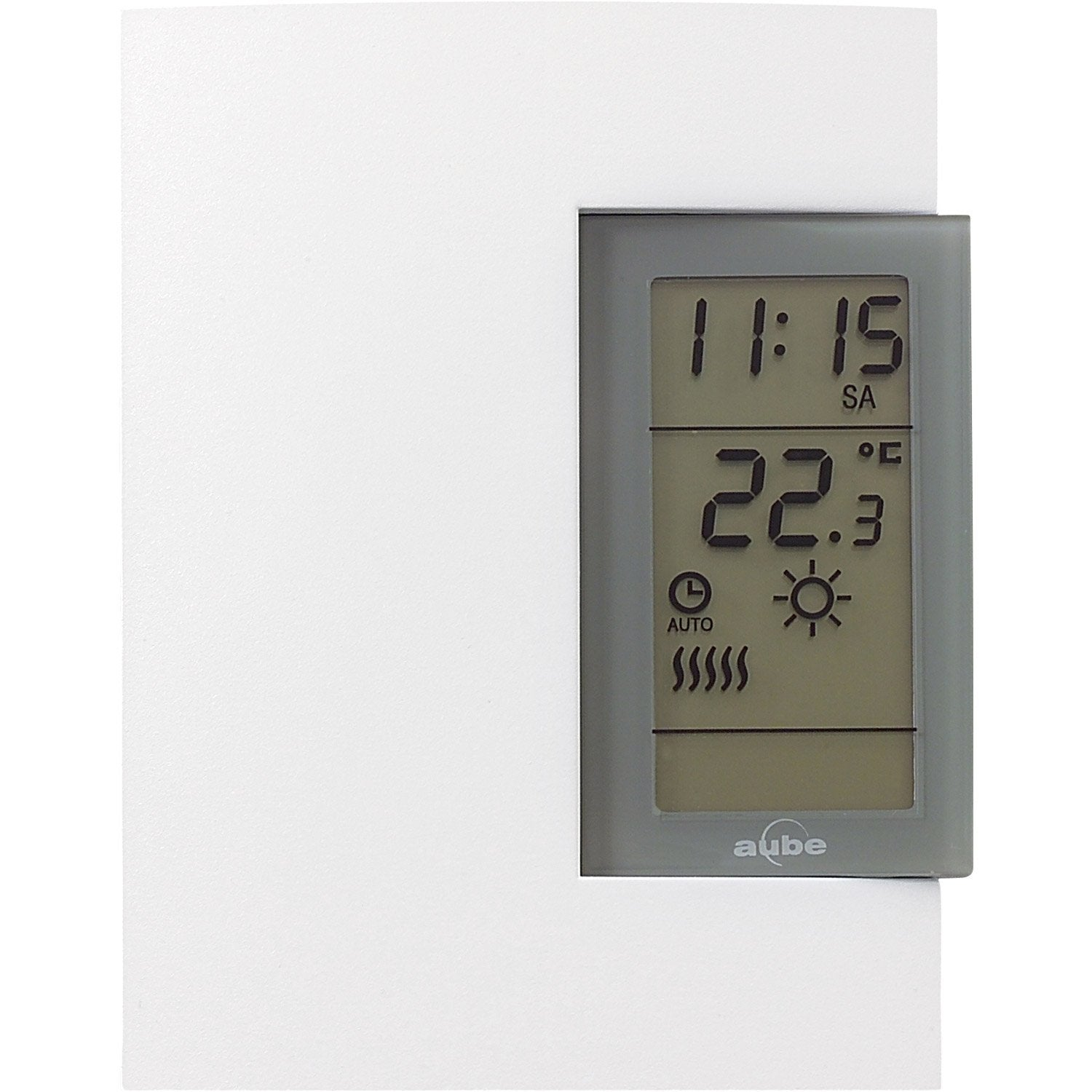thermostat programmable filaire honeywell thr140 f leroy merlin. Black Bedroom Furniture Sets. Home Design Ideas