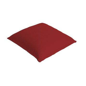Coussin Bachet, rouge rouge n°3, 40 x 40 cm