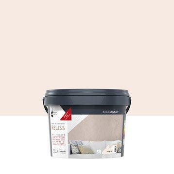 Peinture à effet, Reliss 2 en 1 MAISON DECO, toile de lin, 15 kg