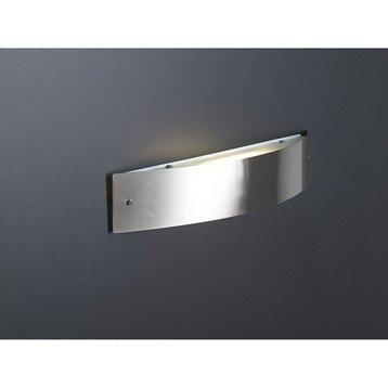 Applique Bilings, 1 x 100 W, métal chromé, INSPIRE