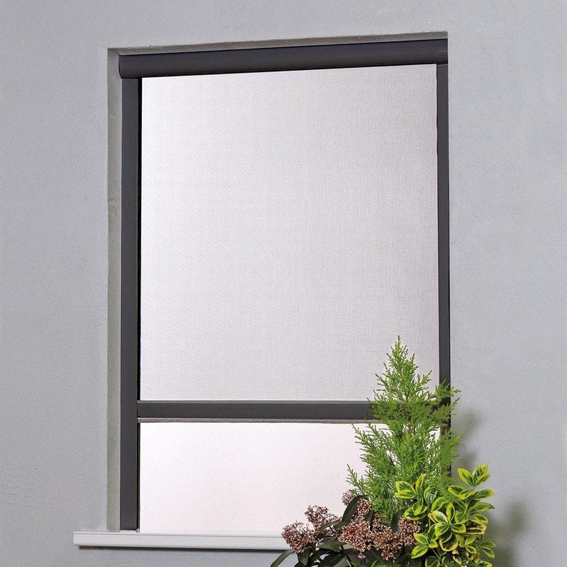 Moustiquaire Pour Fenêtre H160 X L125 Cm