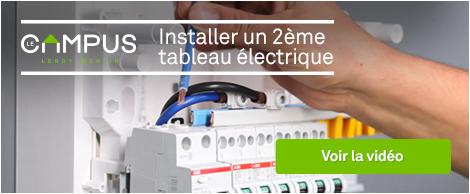 Article - Installer un deuxieme tableau électrique