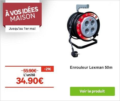 OP - Enrouleur Lexman - 68755155