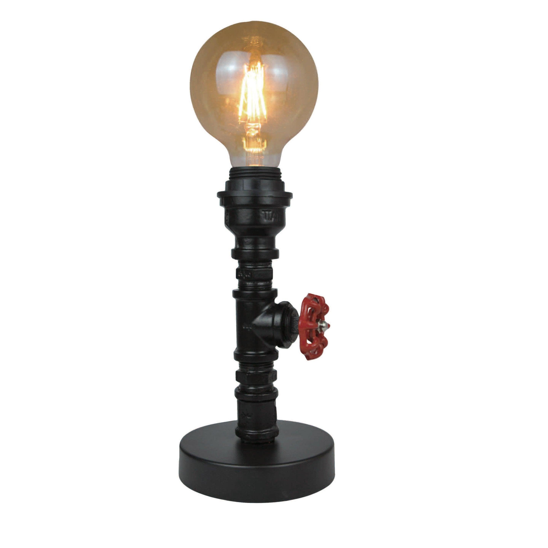 Lampe, industriel, métal, SAMPA HELIOS ROBIN