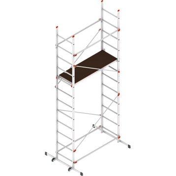 chafaudage chafaudage roulant leroy merlin. Black Bedroom Furniture Sets. Home Design Ideas