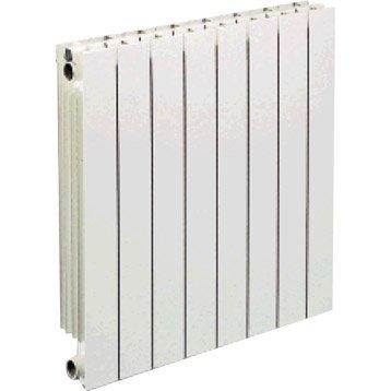 Radiateur chauffage central aluminium Vip 10 éléments, 1430W