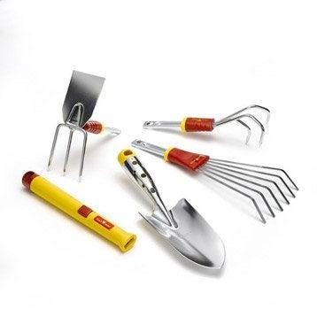 Lot petits outils acier OUTILS WOLF Bt51