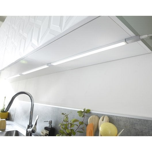 r glette fixer plate led int gr e 55 cm rio inspire 6 w. Black Bedroom Furniture Sets. Home Design Ideas