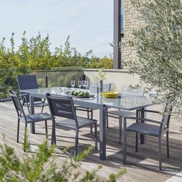 salon de jardin meubles de jardin au meilleur prix leroy merlin. Black Bedroom Furniture Sets. Home Design Ideas