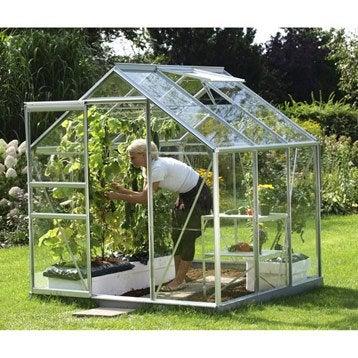 brico depot serre de jardin. Black Bedroom Furniture Sets. Home Design Ideas