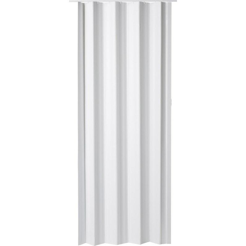 1px Porte Extensible Eco 203x85 Blanche