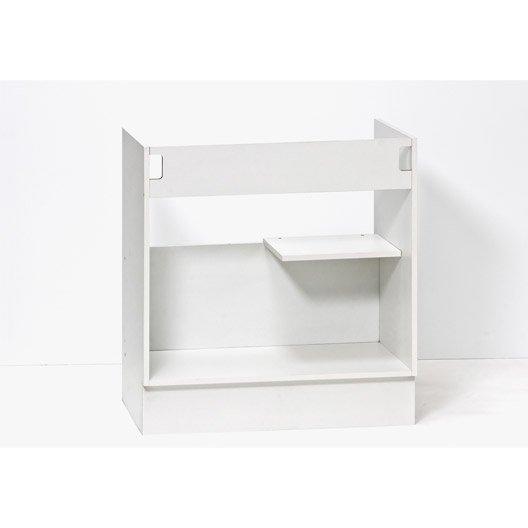 meubles sous evier leroy merlin meuble sous evier leroy merlin sur enperdresonlapin. Black Bedroom Furniture Sets. Home Design Ideas