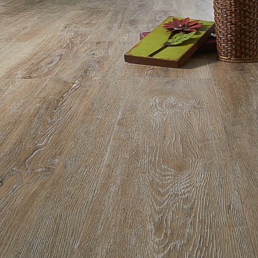 Lame pvc clipsable naturel naturel premium clic 5g leroy - Pose lame pvc clipsable sur carrelage ...
