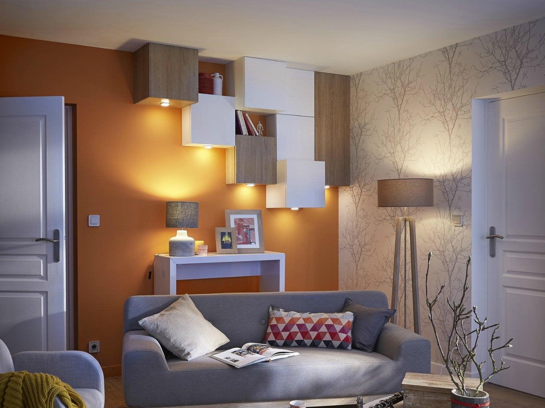 suspension e27 pop natt coton bleu baltique n 3 1 x 60 w inspire leroy merlin. Black Bedroom Furniture Sets. Home Design Ideas