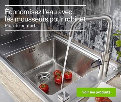 HOP - Sous Famille - Mousseur et brise-jet pour robinet