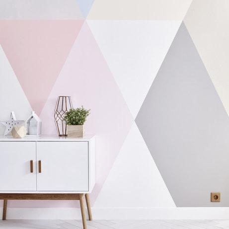 Des effets graphiques pour habiller vos murs