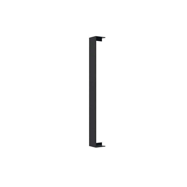 Jonction De Rive De Toiture Joncriva Anthracite Pvc L1 M
