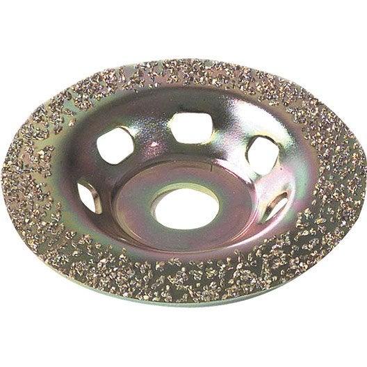 disque acier carbure alésage 22.2 pour béton tivoly xt10112011310
