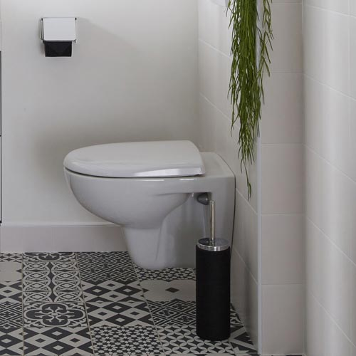 Wc abattant et lave mains toilette leroy merlin for Wc bidet leroy merlin