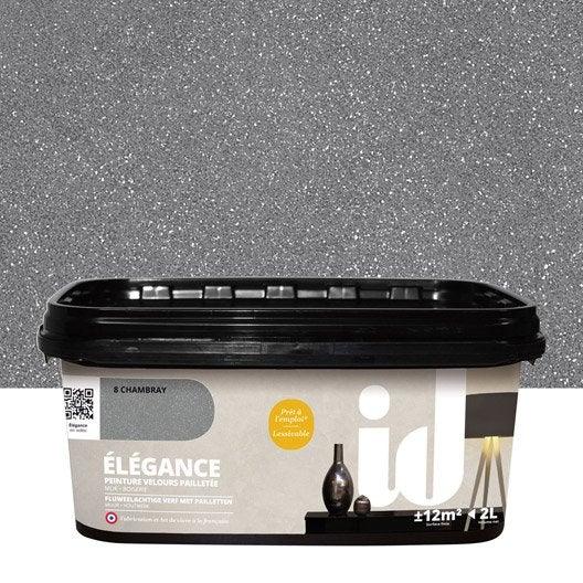 peinture effet paillet peinture effet au meilleur. Black Bedroom Furniture Sets. Home Design Ideas