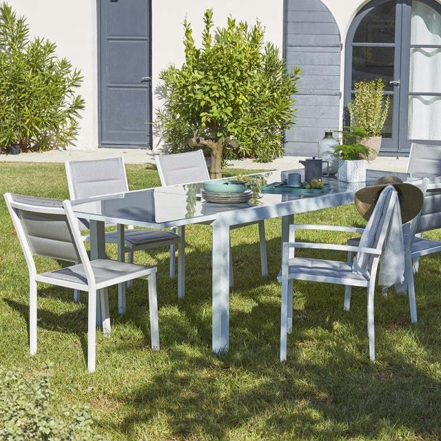 une table qui accueille tout le monde leroy merlin. Black Bedroom Furniture Sets. Home Design Ideas