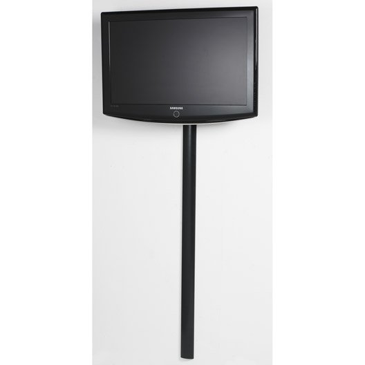 moulure noir h 7 5 x p 1 8 cm leroy merlin. Black Bedroom Furniture Sets. Home Design Ideas