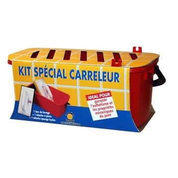 kit sp cial carreleur prb bac de lavage taloche joint et taloche ponge. Black Bedroom Furniture Sets. Home Design Ideas