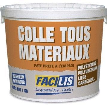 Colle pour matériaux isolants FACILIS, 1 kg