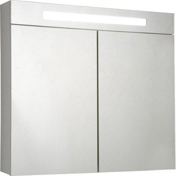 armoire de toilette meuble de salle de bains et vasque. Black Bedroom Furniture Sets. Home Design Ideas