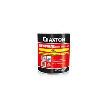 Colle néoprène gel AXTON, 750 ml