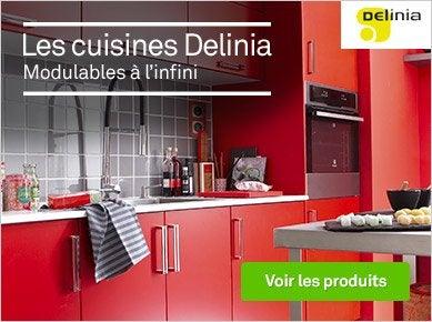 meuble cuisine leroy merlin delinia affordable meuble cuisine leroy merlin delinia tiroir sous. Black Bedroom Furniture Sets. Home Design Ideas