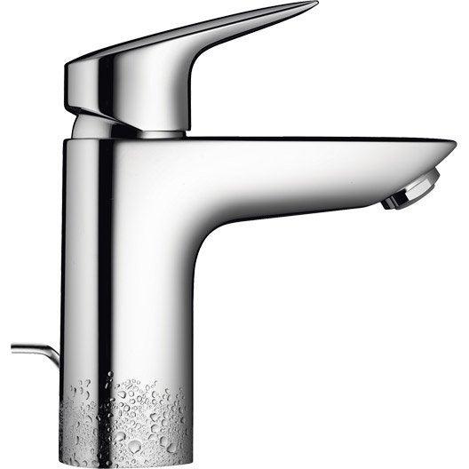robinet de lavabo et vasque - robinet de salle de bains | leroy merlin - Robinetterie Vasque Salle De Bain